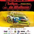 Rallye de Wallonie 2011 2