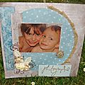 Page shabby mes amours