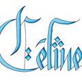 Céline bleu