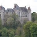 Fermeture du château de saint-brisson-sur-loire