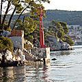 De Sibenik à Zadar - Croisière d'entraînement - 26 octobre 2020 - From Sibenik to Zadar - Training cruise