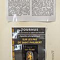 1019 - 2019 Sur les pas de <b>Saint</b> <b>Philibert</b> : Abbaye de Grand – Lieu et de Tournus