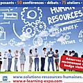 24e édition de solutions ressources humaines