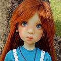 Les poupées de Célia