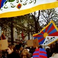 La manif pour le Tibet du 16 mars 2008