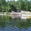 Finbalement on prend le canoë^^