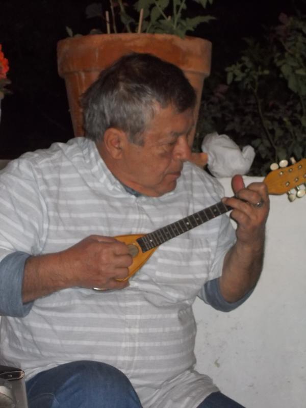 musicien baklamadaki