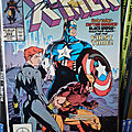 Uncanny X-Men #268 - <b>Chris</b> <b>Claremont</b> + Jim Lee