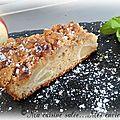 Strusel - gâteau allemand