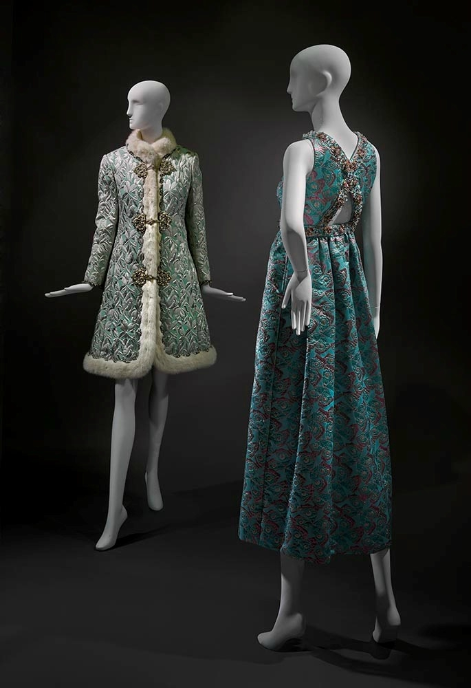 Oscar de la Renta exhibition opens at the Museum of Fine Arts, Houston