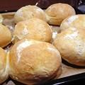 Petits pains du matin comme chez le boulanger