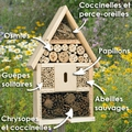 Hotel pour <b>Insectes</b>