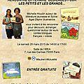 Rencontre litteraire 28 mars 2015