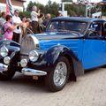 Bugatti type 57 ventoux coupé de 1935 (Centenaire Bugatti Molshe