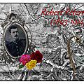 Robert petermann (1893-1914).