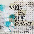 Aj 365 - meix in blue color - uj 7 days in a week
