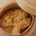 Raviolis aux crevettes