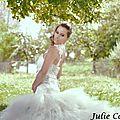 <b>Julie</b> ou l'émotion couture