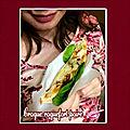 <b>Croque</b> monsieur roquefort poire & pecan