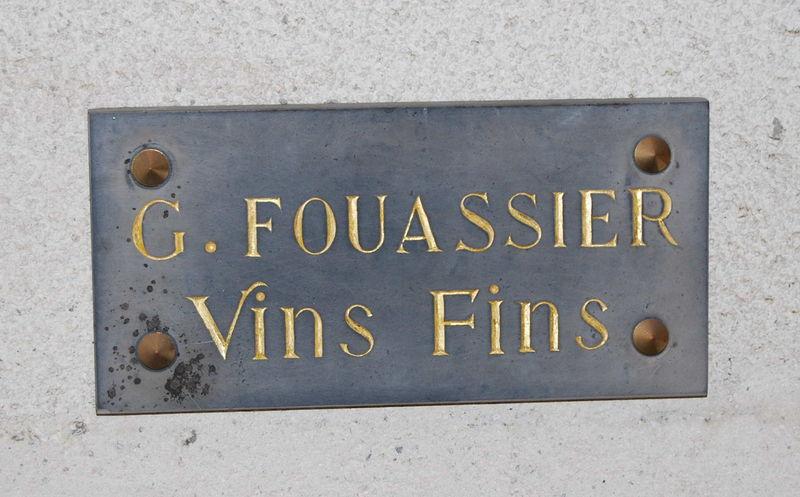 Domaine Fouassier, Sancerre
