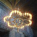 turquie istanbul sainte sophie brille de mille feux