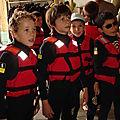 2ème séance de kayak le 7 juin 2011
