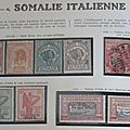 Somalie italienne (1/2) - (page 392)