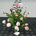 Accueillir en bouquet
