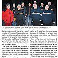 Exercice adrasec 61 - ouest france du 01/03/2016