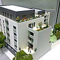 Appartement T4 neuf à vendre à Lyon 7ème
