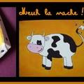La vache ...