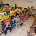 Semaine du 5 au 10 mai 2011 : visite au cp