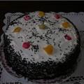Gâteau crème chantilly