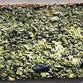 Gâteau à la courgette (IG bas)