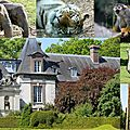 <b>PARC</b> ANIMALIER DE <b>THOIRY</b> - Montage photo