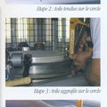 Fabrication d'un tambourin