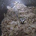 Velouté de champignons frais de paris (dm, tm)