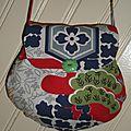 petit sac Tissu Japonais à vendre 3eruso + frais