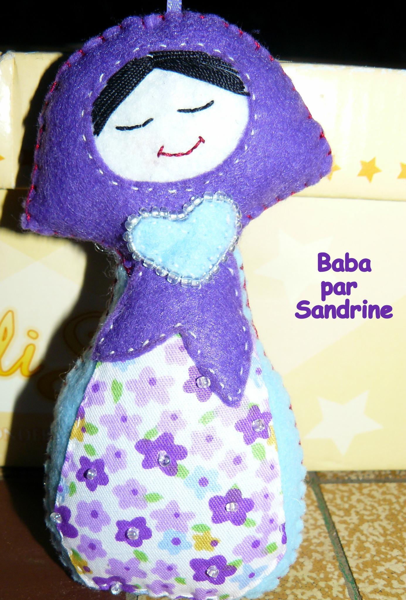 Baba par Sandrine