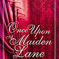 Once upon a Maiden Lane ❉❉❉ <b>Elizabeth</b> <b>Hoyt</b>