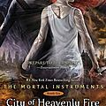 City of heavenly fire [ tmi #6]
