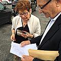 Élections législatives 2017 • 1er tour • 2e circo de la manche : bertrand sorre rem devance le député sortant lr guénhaël huet