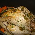 ...my mother's praised chicken ou pot au feu de poulet... (nigella kitchen)