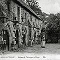 <b>PATRIMOINE</b> NORMAND EN PERIL/3 Le site de l'ancienne abbaye Prémontré de Cerisy-Belle-Etoile (Orne)