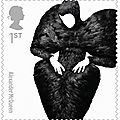 Les fashion stamps de la royal mail