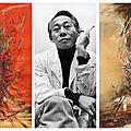 Phillips unveils two rare masterpieces by <b>Zao</b> <b>Wou</b>-<b>Ki</b> from the artist's Hurricane Period