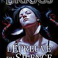 L'épreuve du silence ❉❉❉ patricia briggs