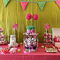Anniversaire de printemps chez rose and cook