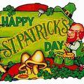 St patrick week i: leak & potatoes soup - soupe poireaux et pommes de terre.