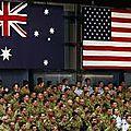 Rumeur de guerre : l'australie s'intègre aux préparatifs de guerre américains contre la chine